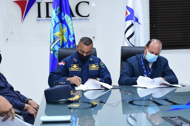 Firma de acuerdo interinstitucional entre el CESAC e IDAC