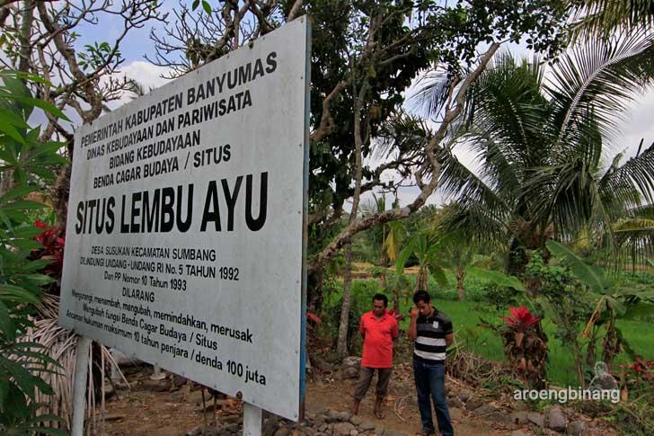 [CoC Regional: Lokasi Wisata] Situs Lembu Ayu Sumbang Banyumas
