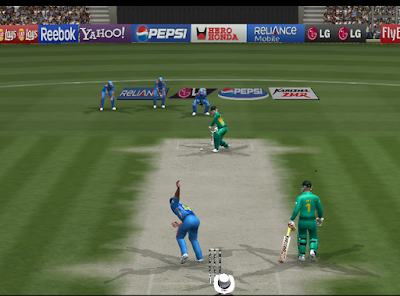 Download EA Sports Cricket 2011 Highly Compressed Game
