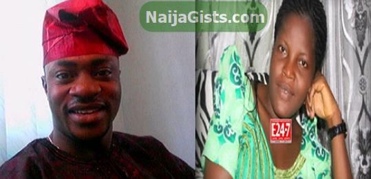 odunlade adekola wife give birth