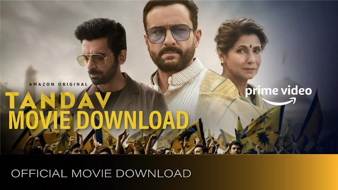 Tandav Full HD Movie 1080p 720p 480p Download | Tandav Full Movie Review | Tandav Movie Trailer
