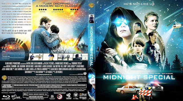 Midnight Special Bluray Cover