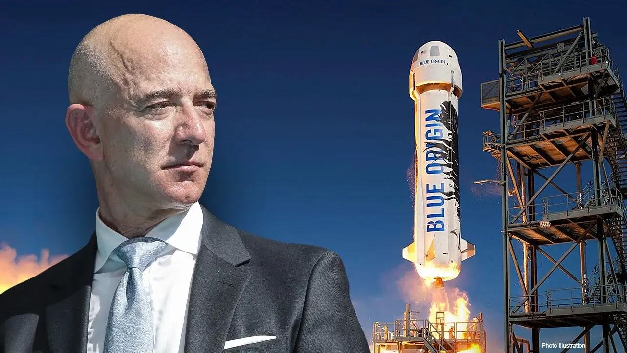Jeff Bezos Space Flight: US Approves Blue Origin Licence for Human Space Travel Aboard New Shepard