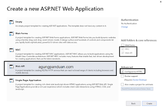 Membuat REST API Authentication Berbasis Token