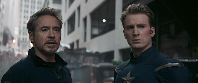 Avengers Endgame (2019) 1080p BDrip 120fps Latino - Ingles