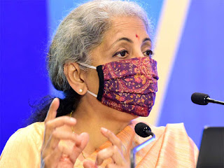Nirmala Sitharaman launches Central Scrutiny Center and IEPFA Mobile App