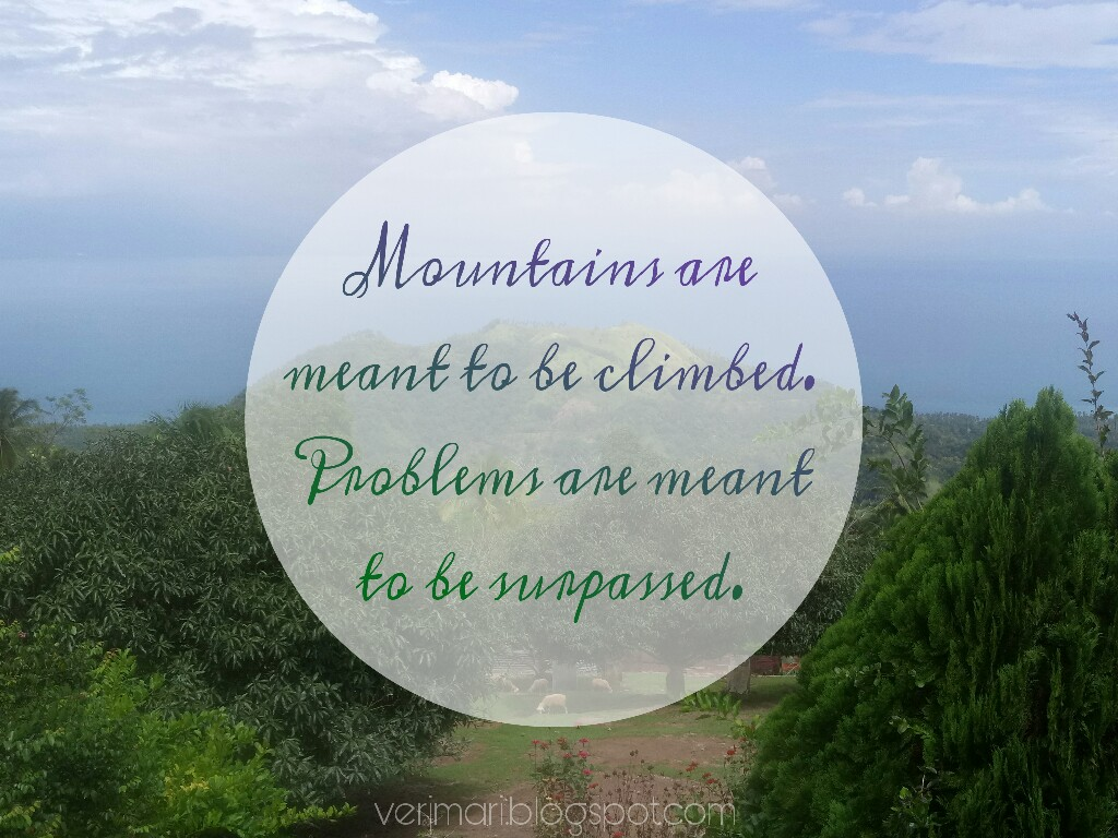 Mountains, Problems