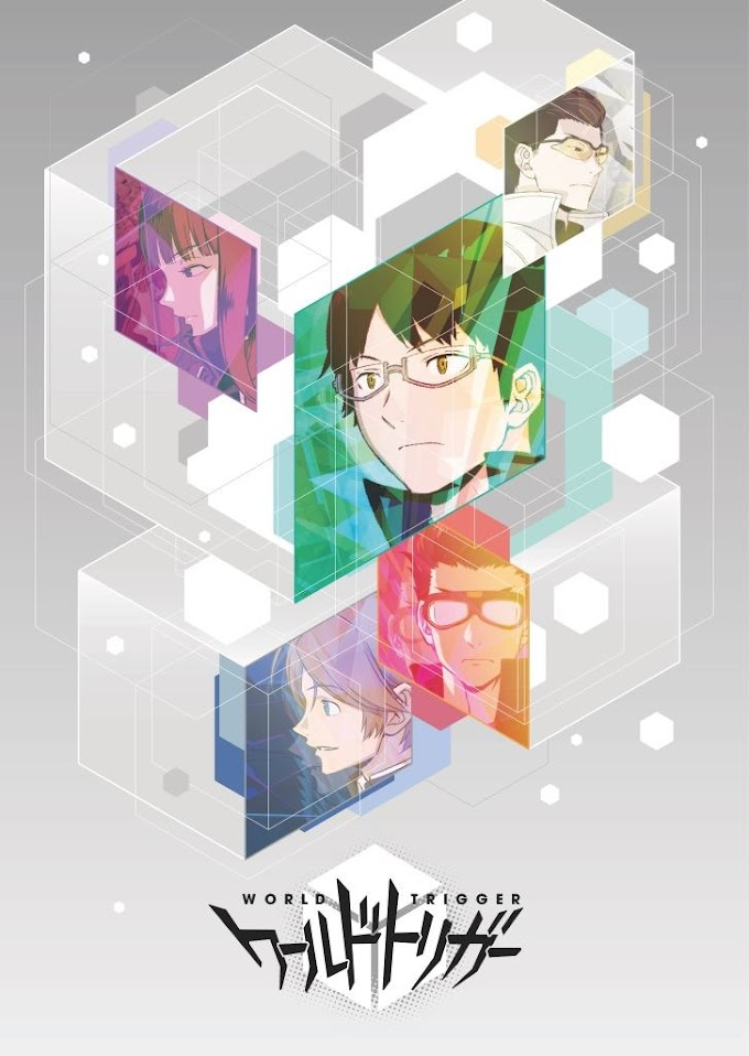 "TOMORROW X TOGETHER - Force Lyrics「TV Anime ""World Trigger"" 2nd Season OP」"