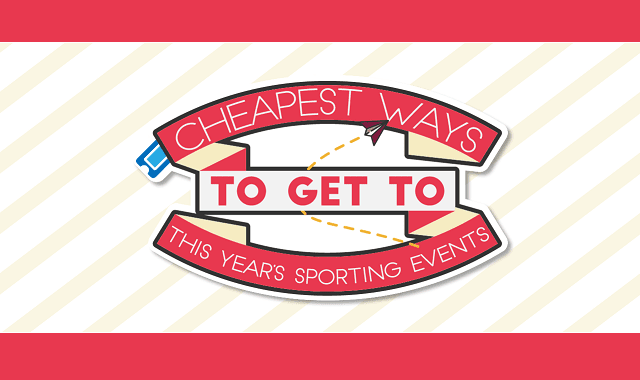 The Cheapest Way to Travel to Sporting Events