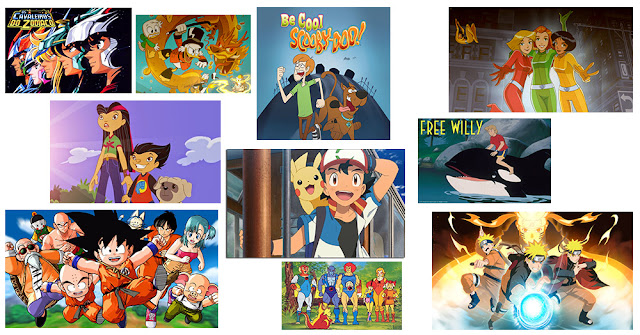 Aparato Do Entretenimento Animes E Desenhos Que Fariam