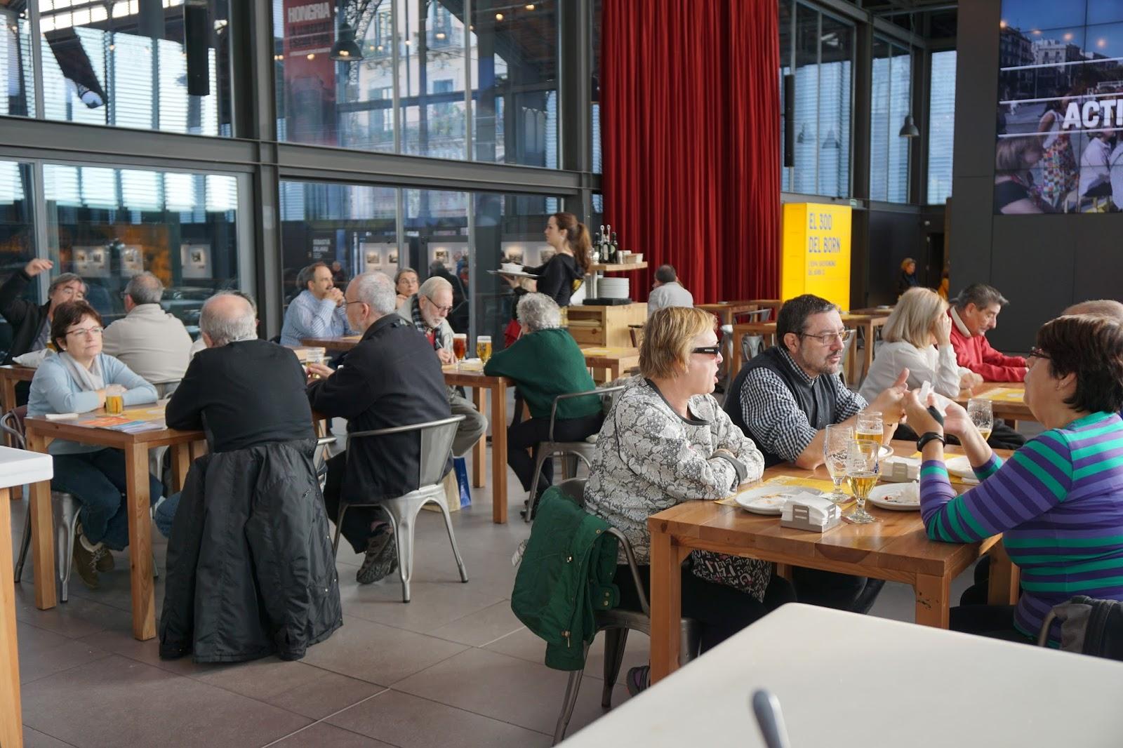 Espai Gastronomic Moritz