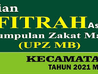 Download Contoh Spanduk Pendistribbusian Zakat Fitrah.cdr