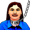 Cis is a collar and chain. I won't wear it