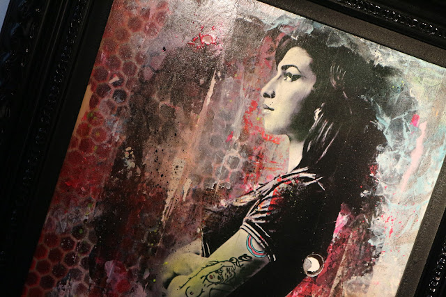 Amy Winehouse by Pookky