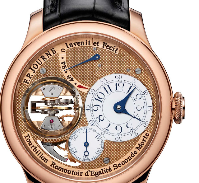 F.P.Journe Tourbillon Souverain Vertical