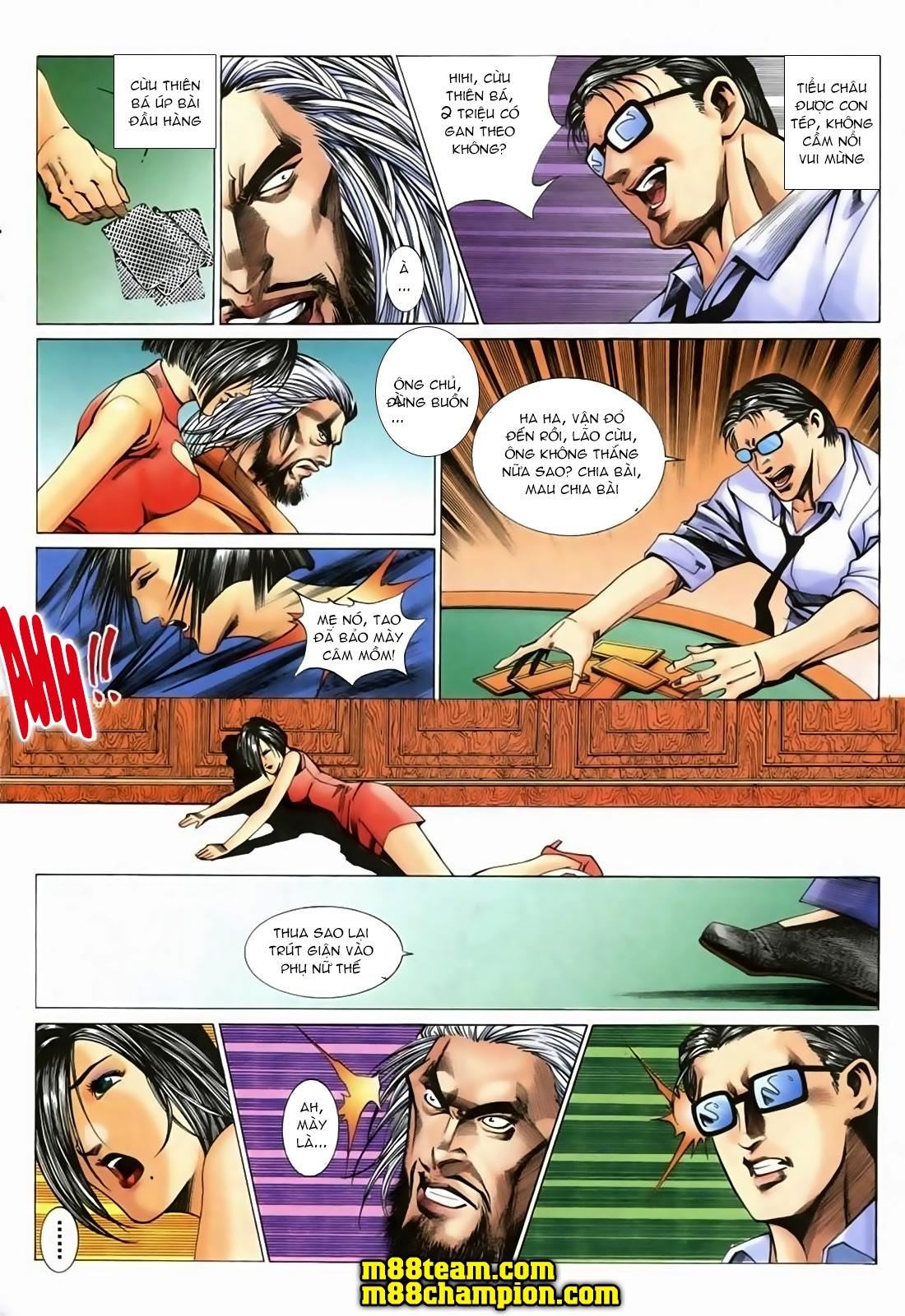 Đổ Hiệp Truyền Kỳ chap 1 - Trang 9
