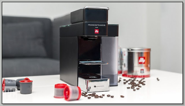 ILLY COFFEE REVIEW