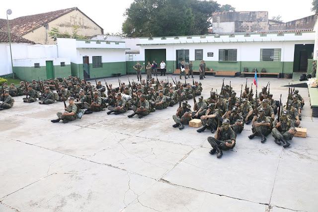 Tiro de Guerra  realiza Operação Braçal 2017 em Pinhal