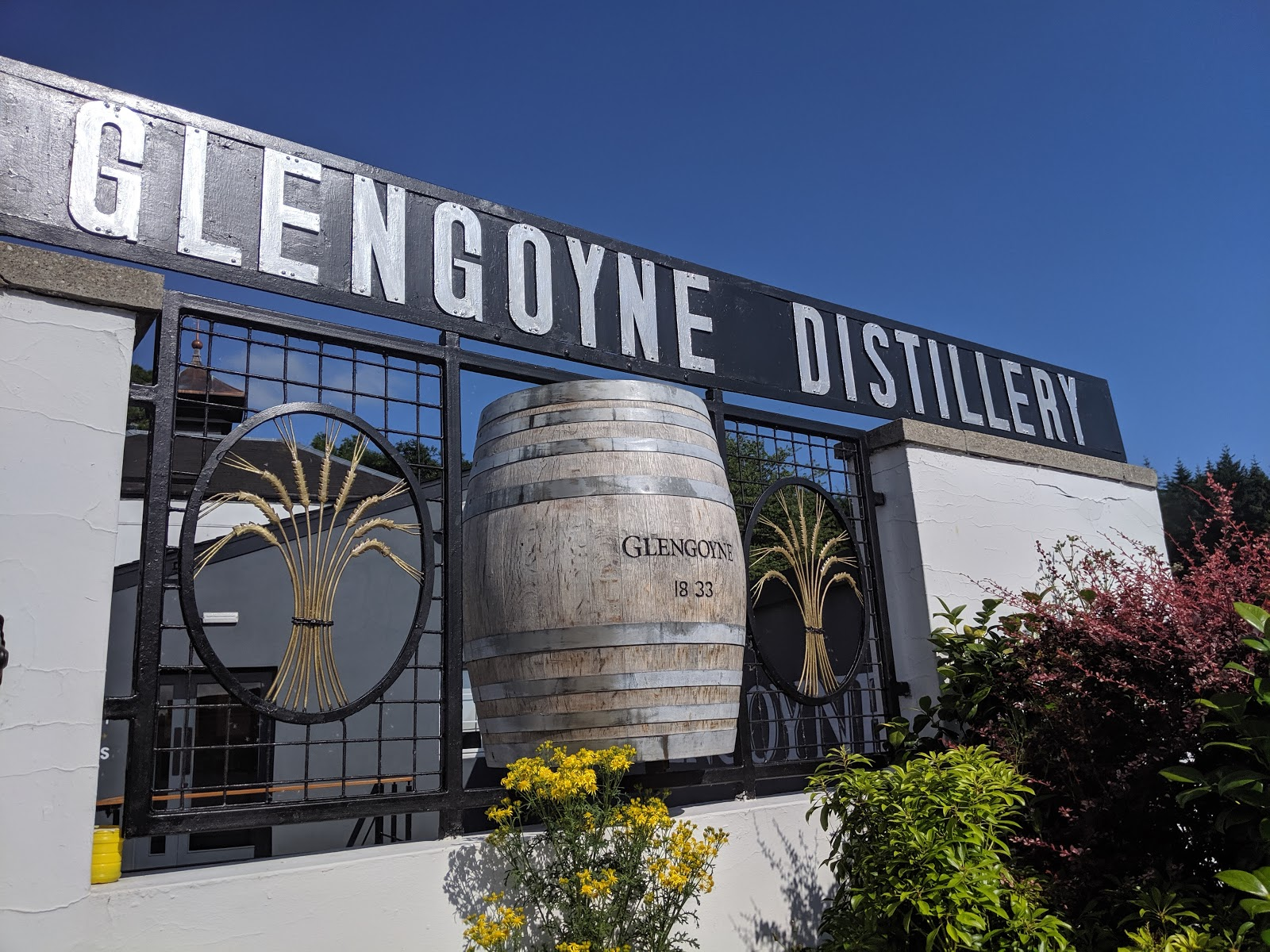 A Short Break at Cameron Lodges, Loch Lomond - Glengoyne Distillery Tour -