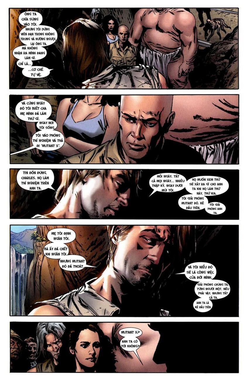 Ultimate Origin chap 3 trang 18