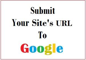 Add my website to Google