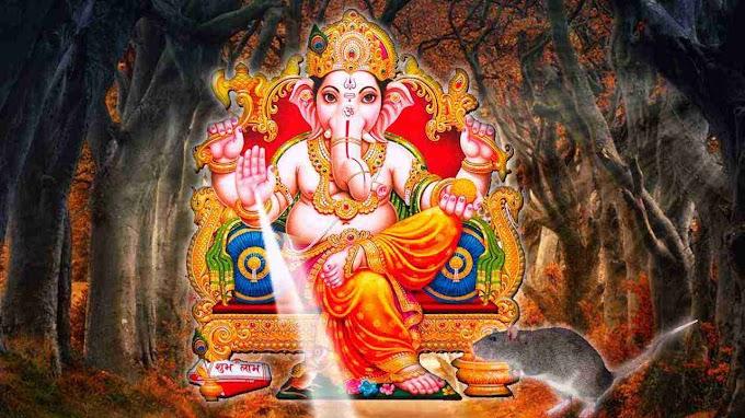 Ganesh Chaturthi - गणेश चतुर्थी व्रत कथा