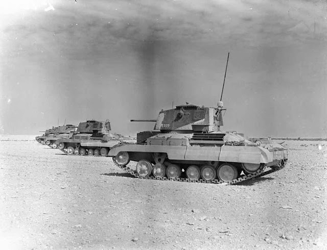 1 November 1940 worldwartwo.filminspector.com Cruiser tanks Western Desert