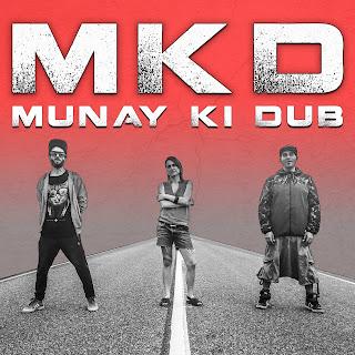 Munay Ki Dub - MKD / Dubophonic Records / 2019