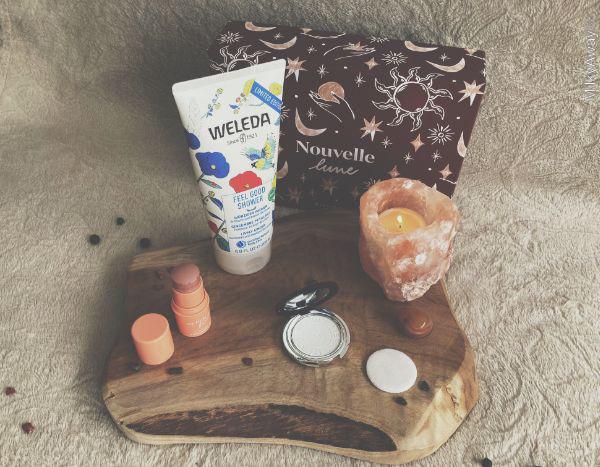 Cosmétiques de la My Little Box Nouvelle Lune du mois de février