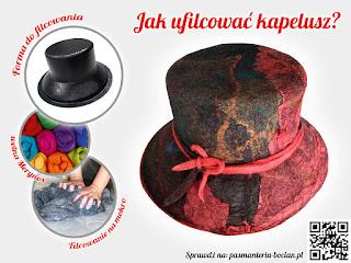 Formy do filcowania kapeluszy