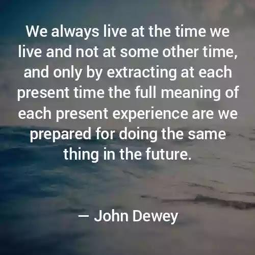 John Dewey sayings