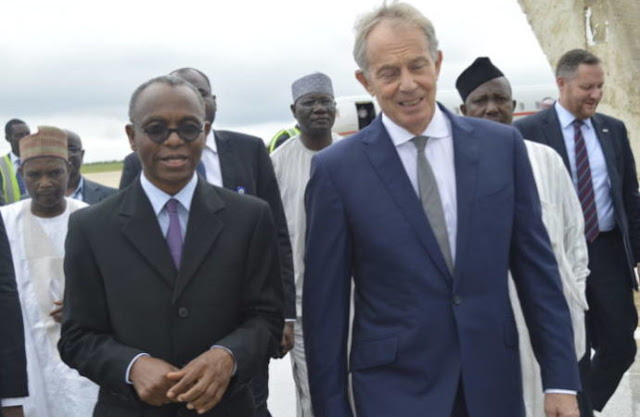 IPOB: THE PREYING VULTURE CALLED TONY BLAIR