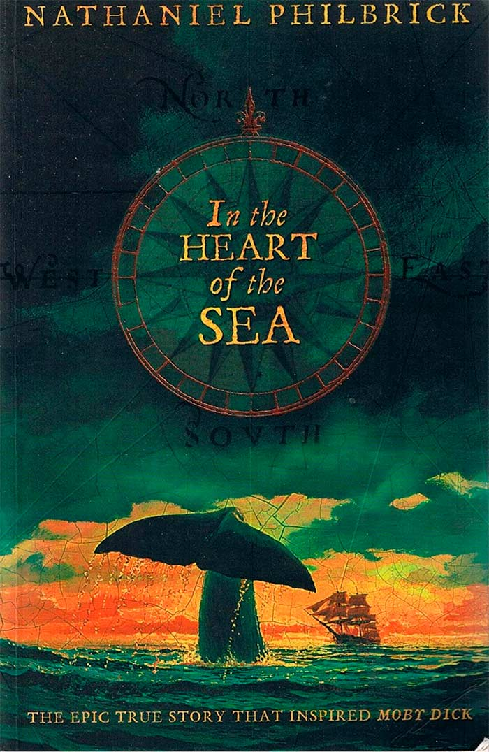 In The Heart of the Sea Nathaniel Philbrick book