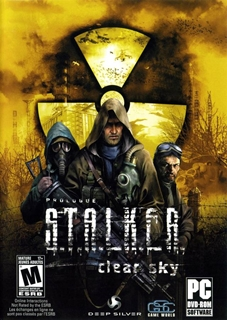 STALKER Clear Sky - PC (Download Completo em Torrent)