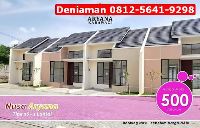 Rumah Minimalis Mewah di Karawaci Tangerang, DP Bisa Di Cicil, Free Membership Aquaplay, Deni 0812-5641-9298