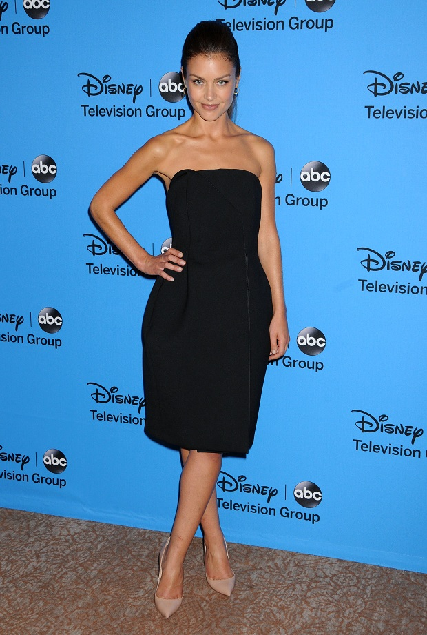 Hannah Ware at the Disney & ABC's 2013 Summer TCA Party