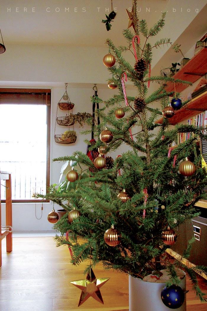 IKEAのモミの木クリスマスツリー