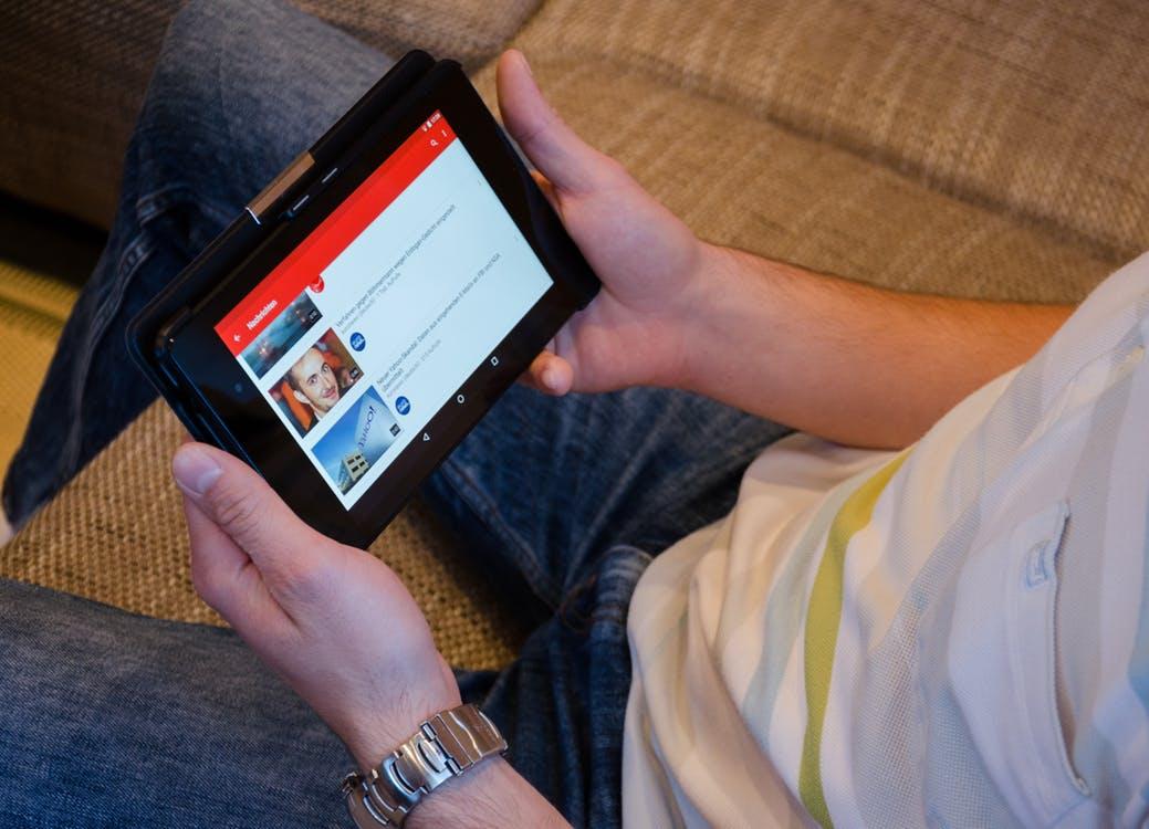 Earn Online Money By YouTube
