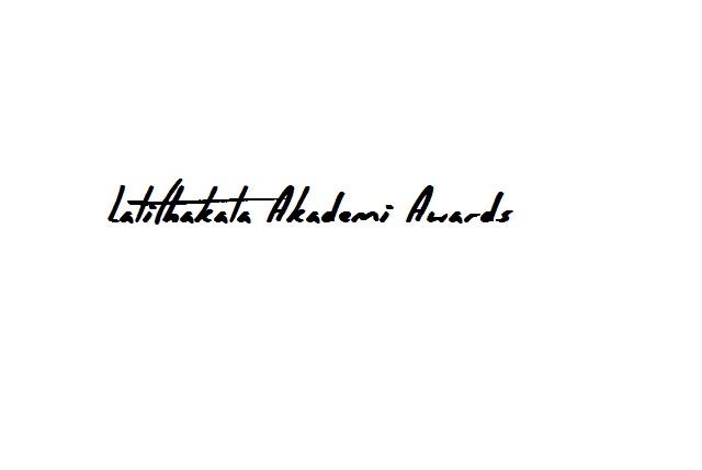 Lalithakala Akademi Awards 2019