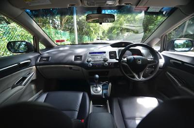 Kabin Honda Civic FD1/FD2