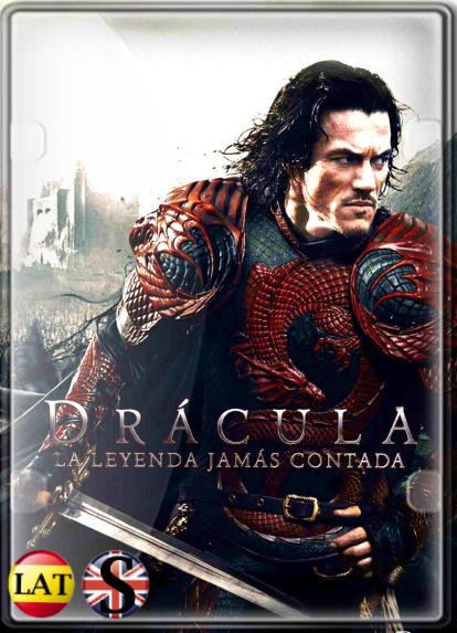 Drácula: La Leyenda Jamás Contada (2014) HD 720P LATINO/INGLES
