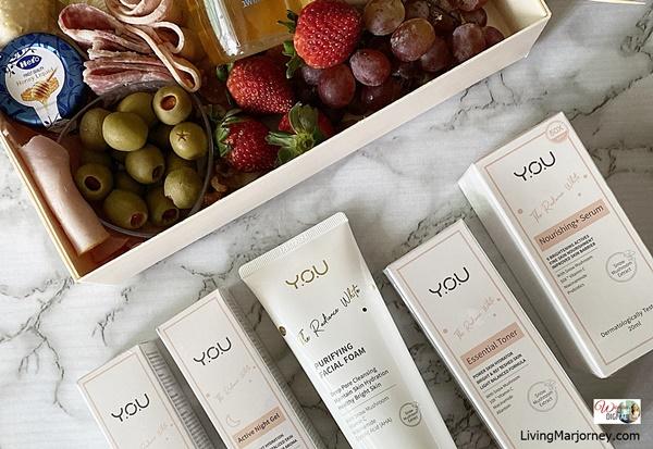 Y.O.U. Beauty Virtual Media Launch