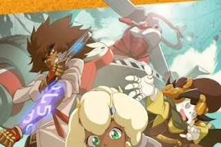 Cannon Busters Batch Subtiitle Indonesia