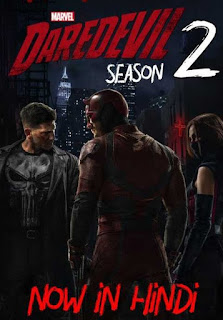 Download Daredevil Season 2 In Hindi Dual Audio 720p WEB-DL