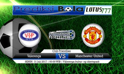 Prediksi Pertandingan antara Valerenga vs Manchester United 31 Juli 2017