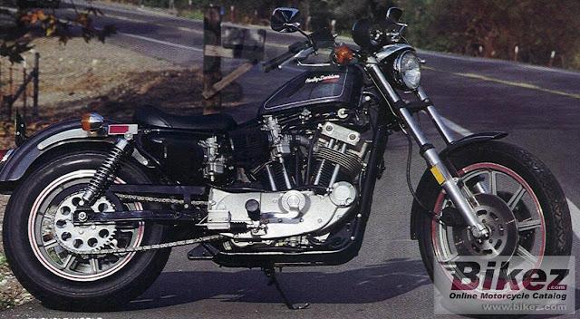 Harley Davidson XR1000 1983 998cc