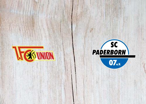 Union Berlin vs Paderborn -Highlights 22 December 2020