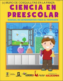 experimentos para niños de preescolar