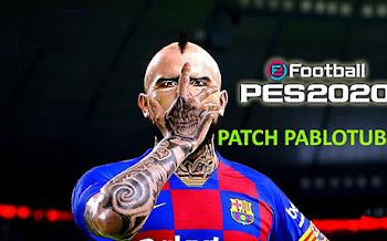 Patch PabloTube V1   Update v1.1   PES2020   PC