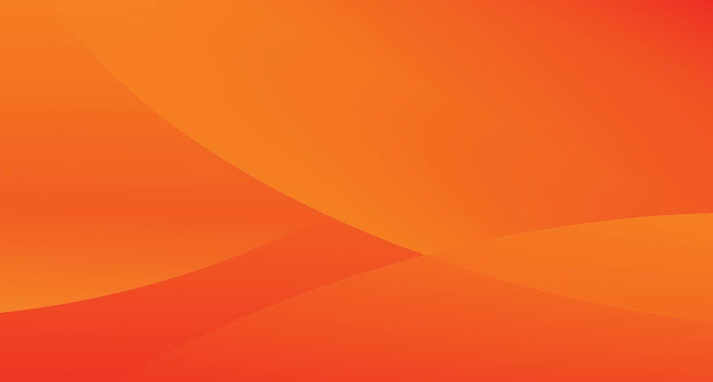 red orange background